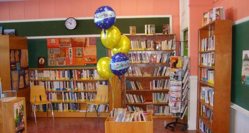 Bibliothèque municipale de Bouchette